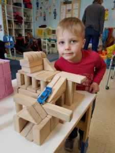 Building at The Big Barn Preschool